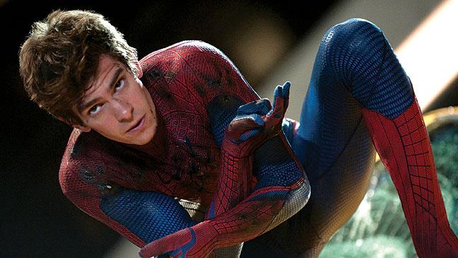 "STILL SPINNING: ""The Amazing Spider-Man"" (2012)"