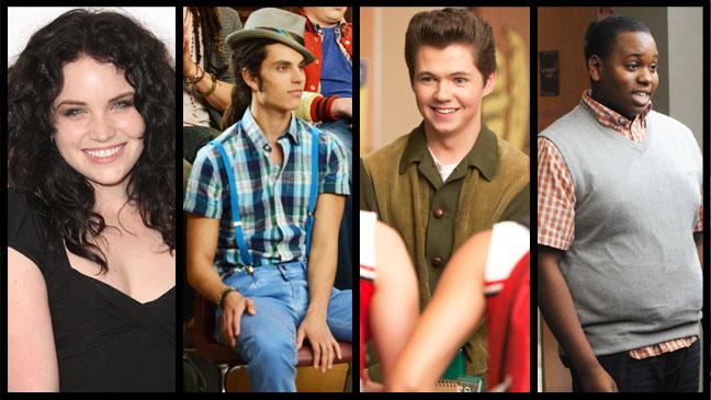 Glee Project Season 1 Winners Split - H 2012