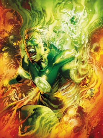 Green Lantern Comes Out As Gay in Relaunched Comic 2012