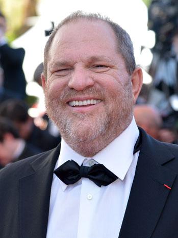 Harvey Weinstein Headshot Cannes - P 2012