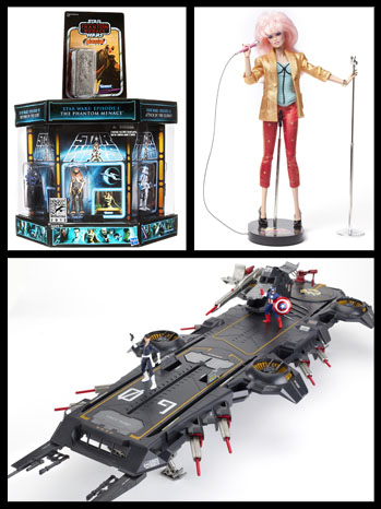 Hasbro Toys Three Split - P 2012