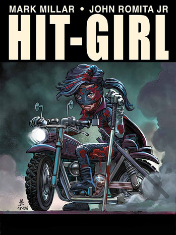 Hit Girl Cover Image - P 2012