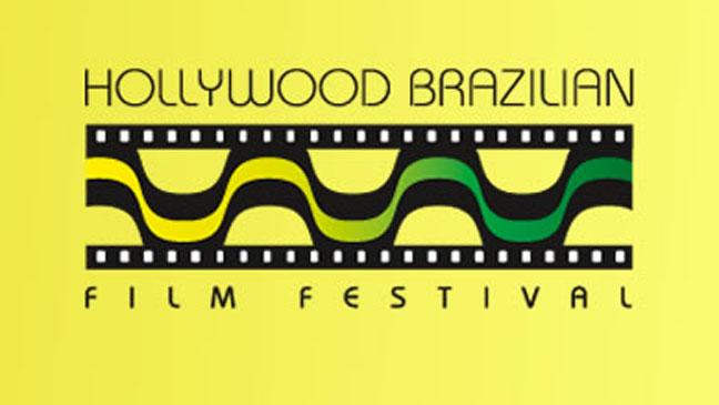 Hollywood Brazilian Film Fest Logo - H 2012