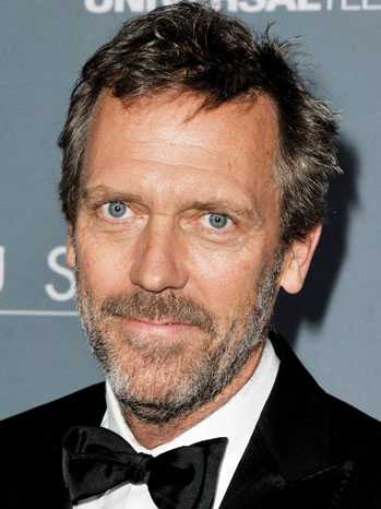 FILM: Hugh Laurie