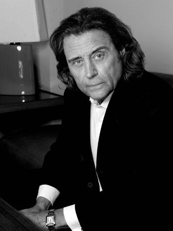 Ian McShane Portrait - P 2012