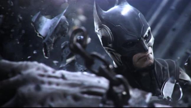 Injustice Gods Among Us Screengrab - 2012