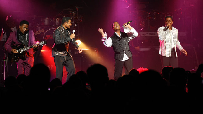 The Jacksons at the Apollo - H 2012