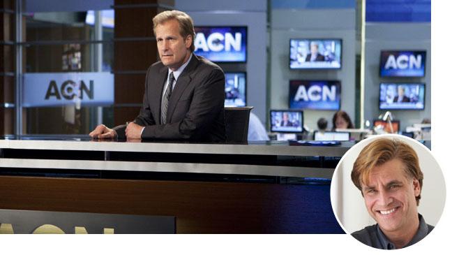 Newsroom Jeff Daniels Aaron Sorkin Inset - H 2012