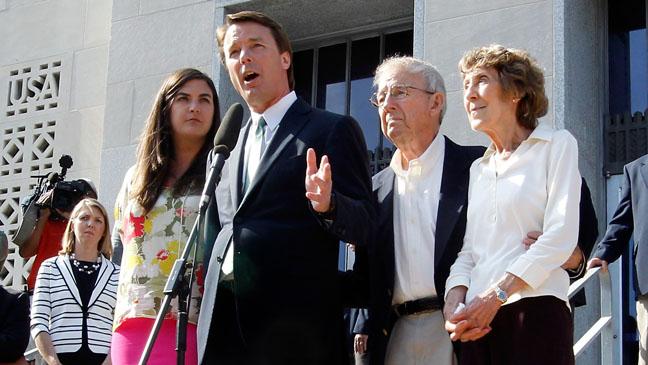 John Edwards Trial 2012