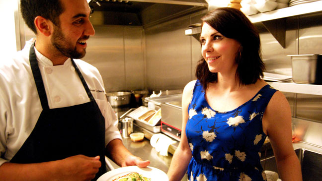 Jorge & JZ Kitchen - H 2012