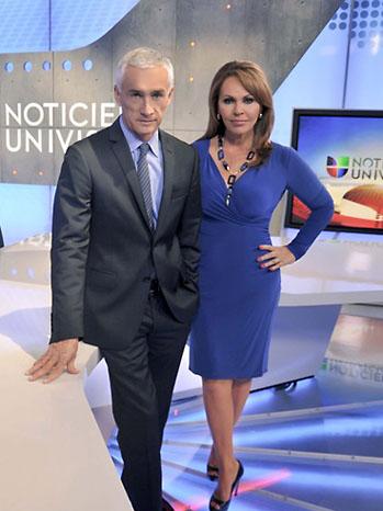 Jorge Ramos Maria Elena Salinas - P 2012