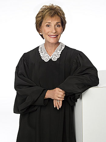 Judge Judy Portrait - P 2012