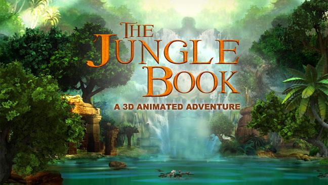 Jungle Book Animated Adventure - H 2012