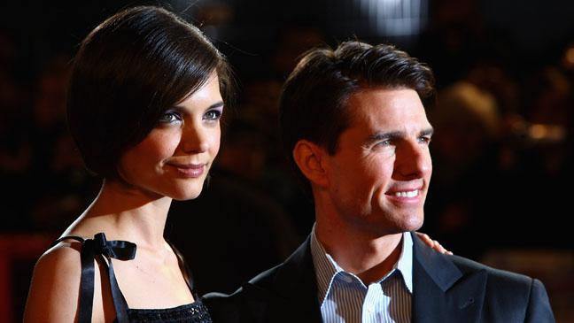 Tom Cruise Katie Holmes 2009 - H 2012