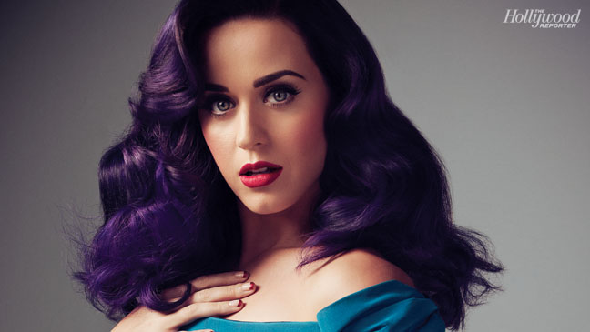 Katy Perry Main Image Blue - H 2012