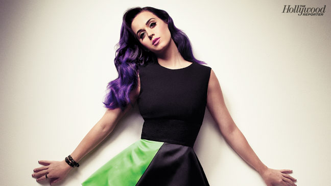 Katy Perry Main Image Wall - H 2012