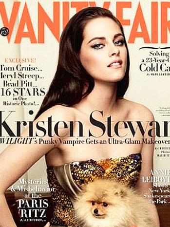 Kristen Stewart Vanity Fair - P 2012