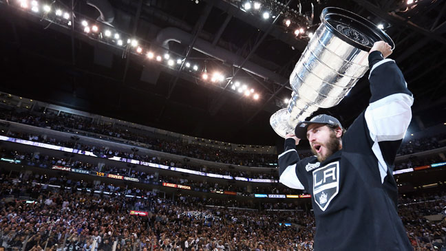L.A Kings Stanely Cup Win - H 2012