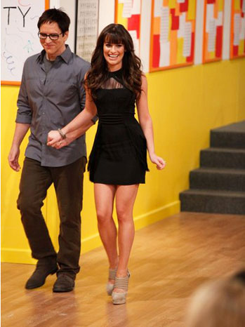 Lea Michele Glee Project Episodic - P 2012
