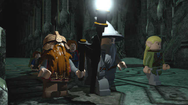 Lego Lord of the Rings - H 2012
