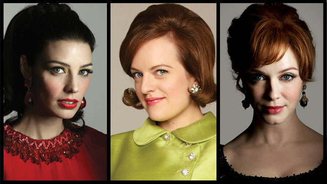 Mad Men Style Beauty - H 2012