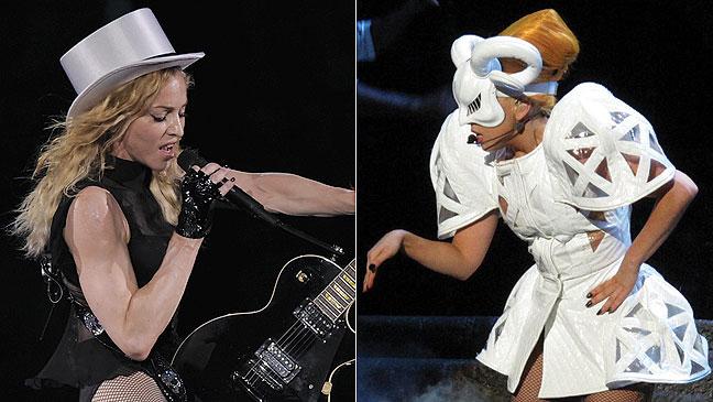 2012-23 REP Madonna Lady Gaga H