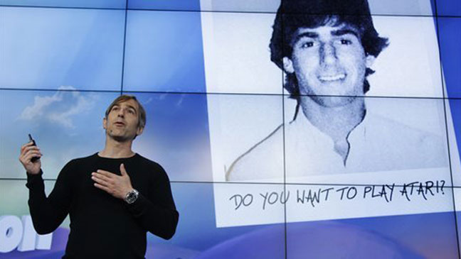 Mark Pincus - Zynga - H 2012
