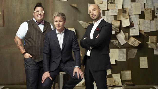Masterchef Season 3 Premiere - H 2012