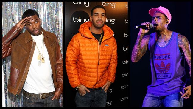 Meeks Mills Drake Chris Brown - H 2012