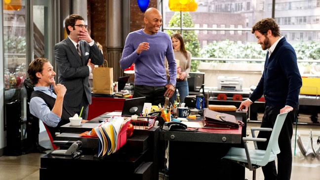 Men at Work Episodic - H 2012
