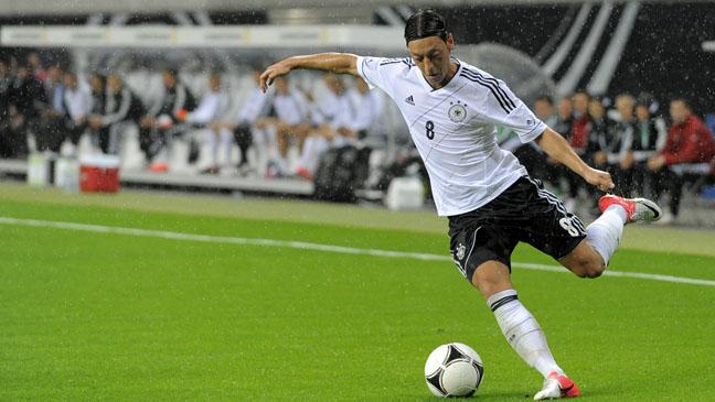 Mesut Ozil German Soccer - H 2012
