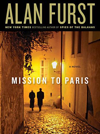 Mission To Paris Cover - P 2012