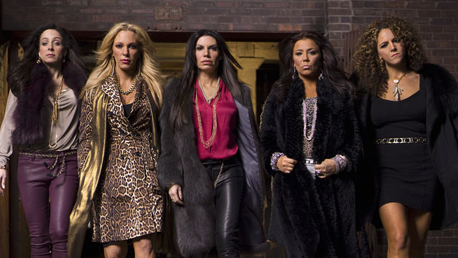 Mob Wives Chicago Group - H 2012
