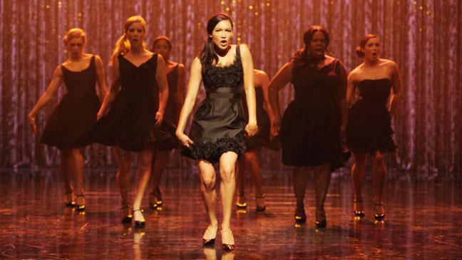 Naya Rivera Glee 300th Song - H 2012