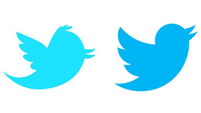 New Twitter Logo - H 2012