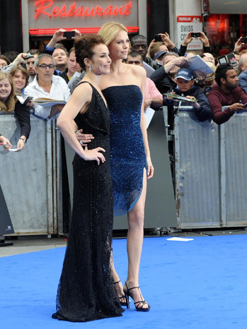 Noomi Rapace Charlize Theron Two - P 2012