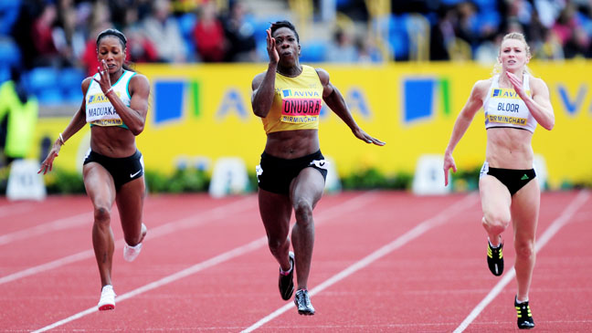Olympic Track and Field Trials - H 2012