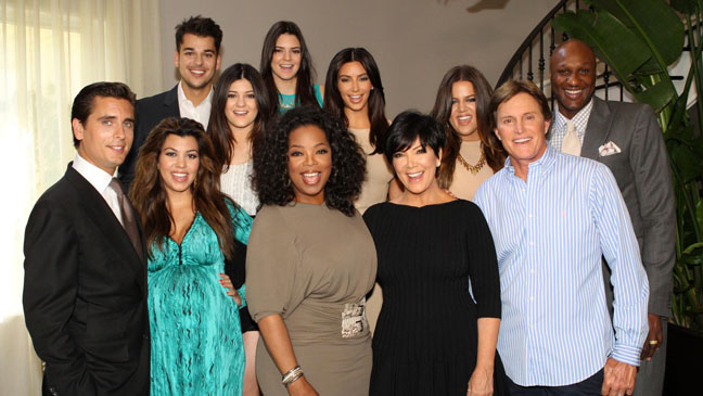 Oprah Kardashians - H 2012
