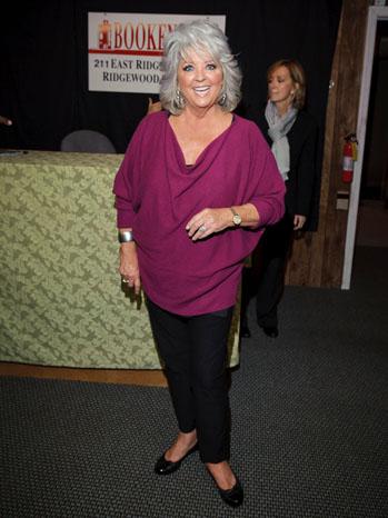 Paula Deen Book Signing - P 2012