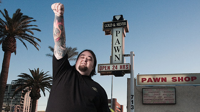 """Chumlee Russell, """"Pawn Stars"""""""