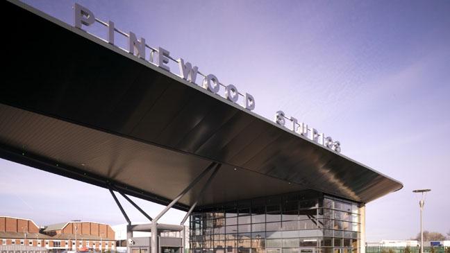 Pinewood Studios Entrance 2 - H 2012