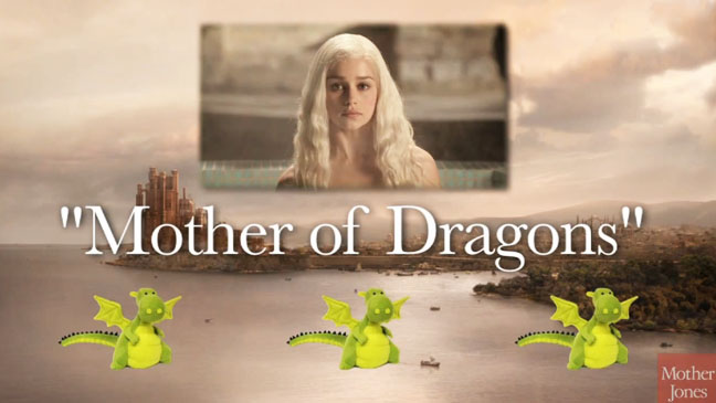 Protect the Dragons Campaign - H 2012