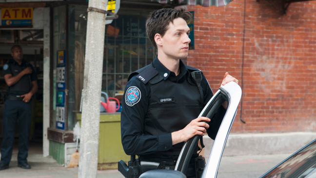 Rookie Blue 3x02 Episodic Gregory Smith - H 2012