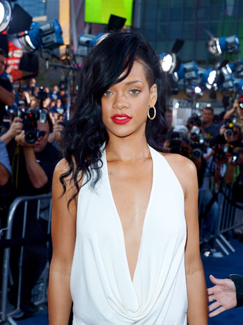 Rihanna Battleship Premiere - P 2012