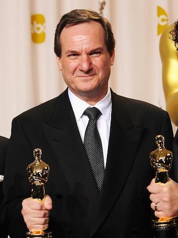 Rob Legato Oscars P 2012
