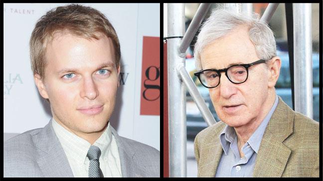 Ronan Farrow Woody Allen Split - H 2012