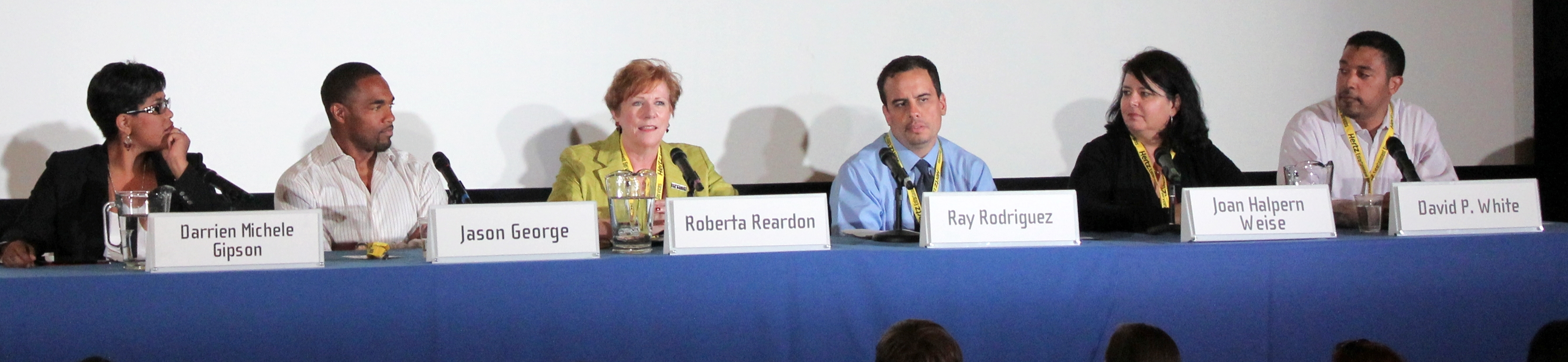 SAG-AFTRA panel at Produced By Conference H 2012