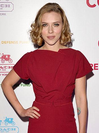 THEATER: Scarlett Johansson