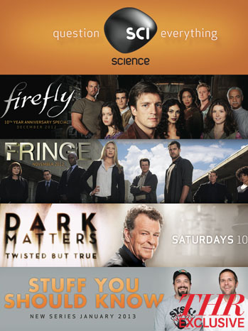 Sci Show Lineup Exclusive - P 2012