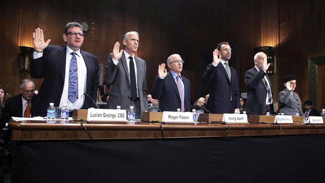 Senate hearing on Universal-EMI merger - H 2012